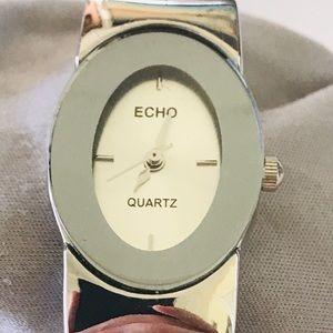 Echo Cuff Watch